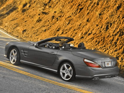 2012 Mercedes-Benz SL550 AMG sports package - USA version 8