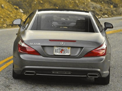 2012 Mercedes-Benz SL550 AMG sports package - USA version 10