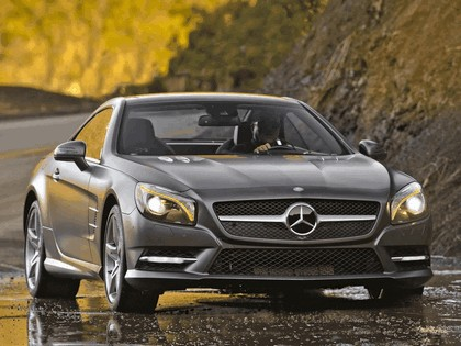 2012 Mercedes-Benz SL550 AMG sports package - USA version 13
