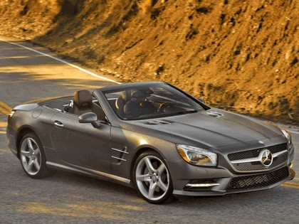 2012 Mercedes-Benz SL550 AMG sports package - USA version 14