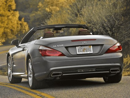 2012 Mercedes-Benz SL550 AMG sports package - USA version 15