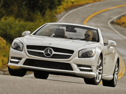 2012 Mercedes-Benz SL550 AMG sports package - USA version 17