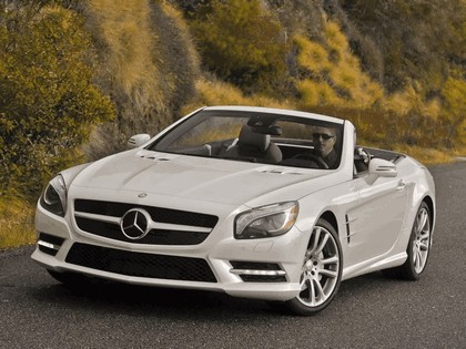 2012 Mercedes-Benz SL550 AMG sports package - USA version 18