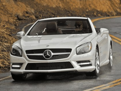 2012 Mercedes-Benz SL550 AMG sports package - USA version 21