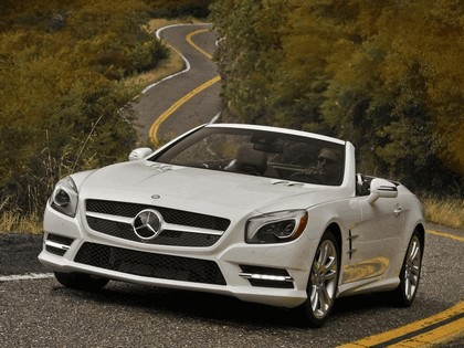 2012 Mercedes-Benz SL550 AMG sports package - USA version 22