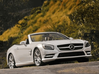 2012 Mercedes-Benz SL550 AMG sports package - USA version 23
