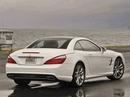 2012 Mercedes-Benz SL550 AMG sports package - USA version 25