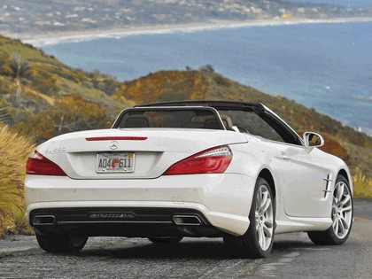 2012 Mercedes-Benz SL550 AMG sports package - USA version 26