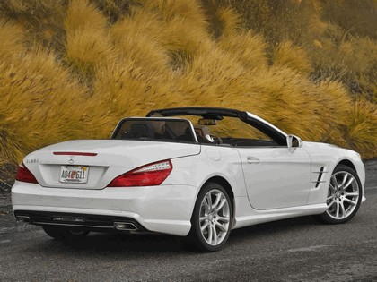 2012 Mercedes-Benz SL550 AMG sports package - USA version 27