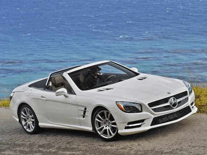 2012 Mercedes-Benz SL550 AMG sports package - USA version 28