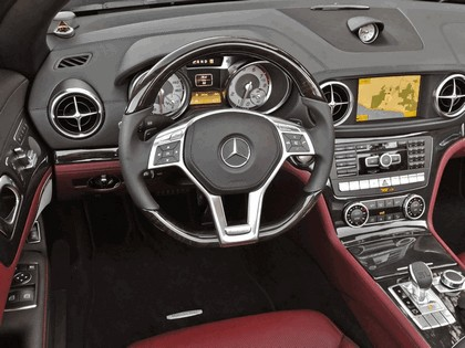 2012 Mercedes-Benz SL550 AMG sports package - USA version 30