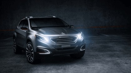 2012 Peugeot Urban Crossover concept 1
