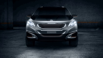 2012 Peugeot Urban Crossover concept 3