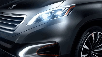 2012 Peugeot Urban Crossover concept 5