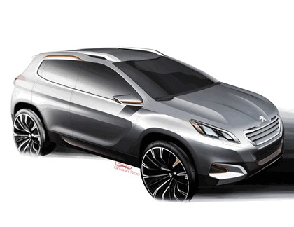 2012 Peugeot Urban Crossover concept 10