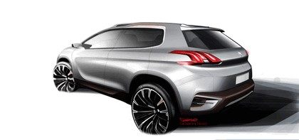 2012 Peugeot Urban Crossover concept 11
