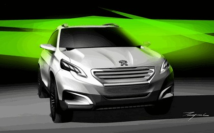 2012 Peugeot Urban Crossover concept 12