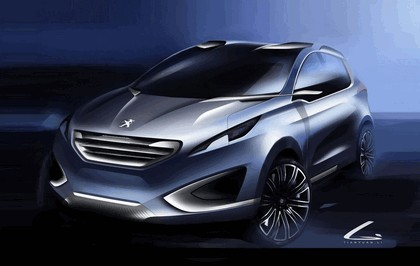 2012 Peugeot Urban Crossover concept 13