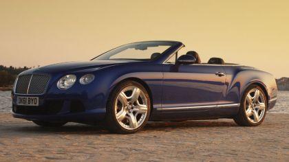 2012 Bentley Continental GTC W12 3