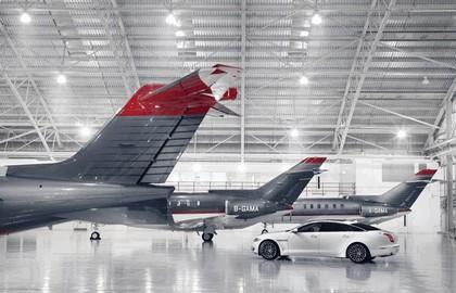 2012 Jaguar XJ Ultimate 6
