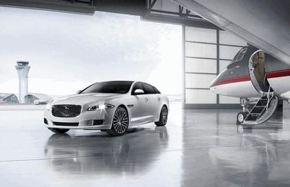 2012 Jaguar XJ Ultimate 7