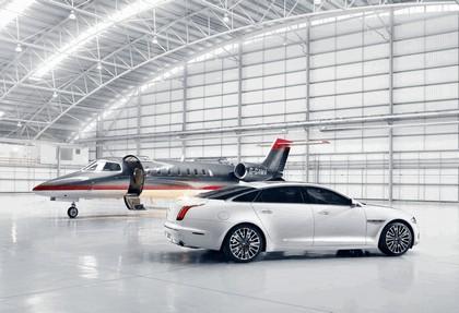 2012 Jaguar XJ Ultimate 10