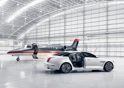 2012 Jaguar XJ Ultimate 11