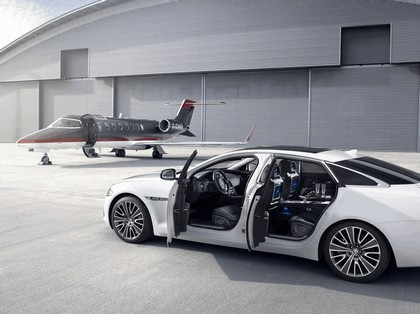 2012 Jaguar XJ Ultimate 15