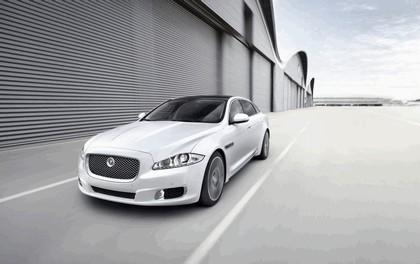 2012 Jaguar XJ Ultimate 17
