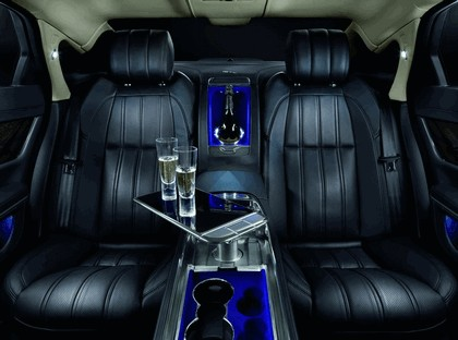 2012 Jaguar XJ Ultimate 25