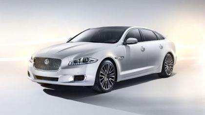 2012 Jaguar XJ Ultimate 3
