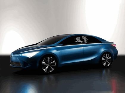 2012 Toyota Yundong Shuangqing concept 1