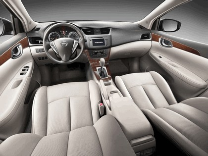 2012 Nissan Sylphy 8