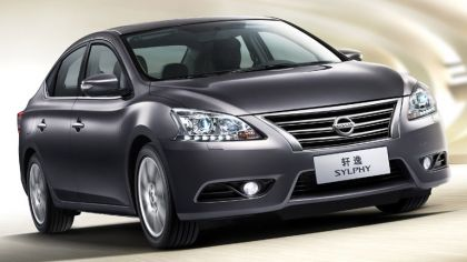 2012 Nissan Sylphy 1