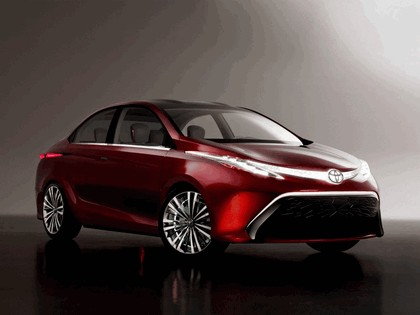 2012 Toyota Dear Qin sedan concept 1