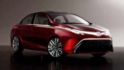 2012 Toyota Dear Qin sedan concept 4