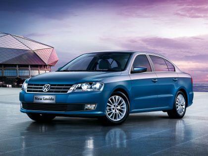 2012 Volkswagen Lavida 7