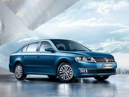 2012 Volkswagen Lavida 8