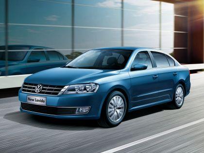 2012 Volkswagen Lavida 10