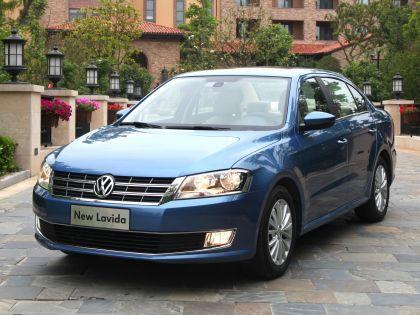 2012 Volkswagen Lavida 13
