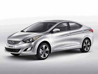 2012 Hyundai Elantra Langdong 1