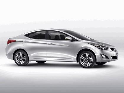 2012 Hyundai Elantra Langdong 2