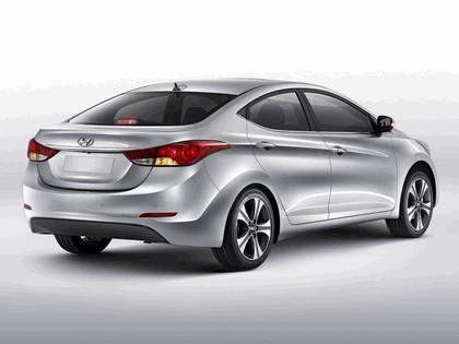 2012 Hyundai Elantra Langdong 3