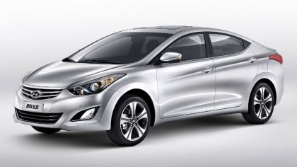 2012 Hyundai Elantra Langdong 5