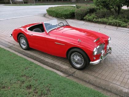 1960 Austin-Healey 3000 mk1 3