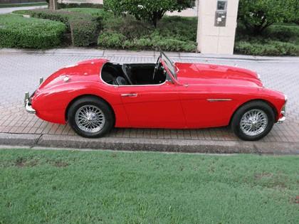 1960 Austin-Healey 3000 mk1 4