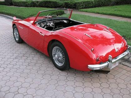 1960 Austin-Healey 3000 mk1 7