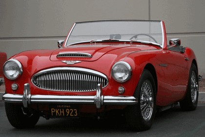 1963 Austin-Healey 3000 mk2 ( BJ7 ) 14