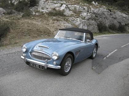 1965 Austin-Healey 3000 mk3 ( BJ8 ) 1