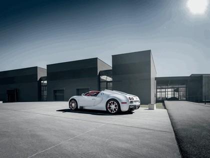 2012 Bugatti Veyron Grand Sport Vitesse Wei Long 3